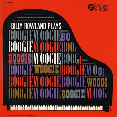 Boogie Woogie (Grand Award, 1961): Album Covers, Music Design, Projects Thirty Thre, Posters Design, Types Design, Boogie Woogi, Design Art, Records Covers, Album Art