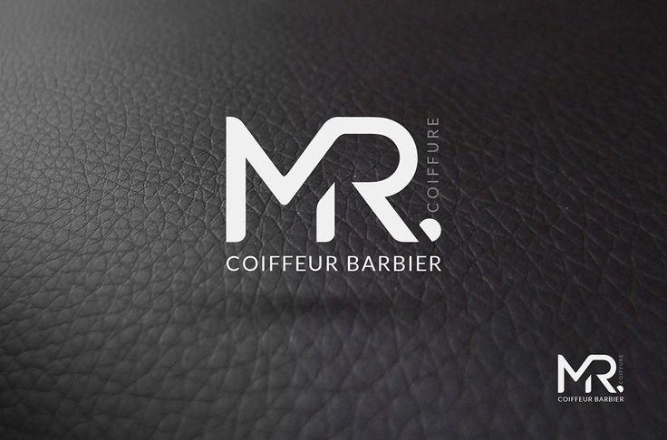Agence de communication montpellier, création et réalisation de logo. Une communication élégante et masculine.