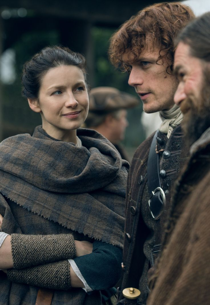 Hey!,Hola!, and Bonjour! to everyone who's an Outlander fan! I only post Outlander Stuff/ Things...