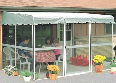 Ontario Deck Enclosure Kits | Three Sided Patio Enclosures In Canada