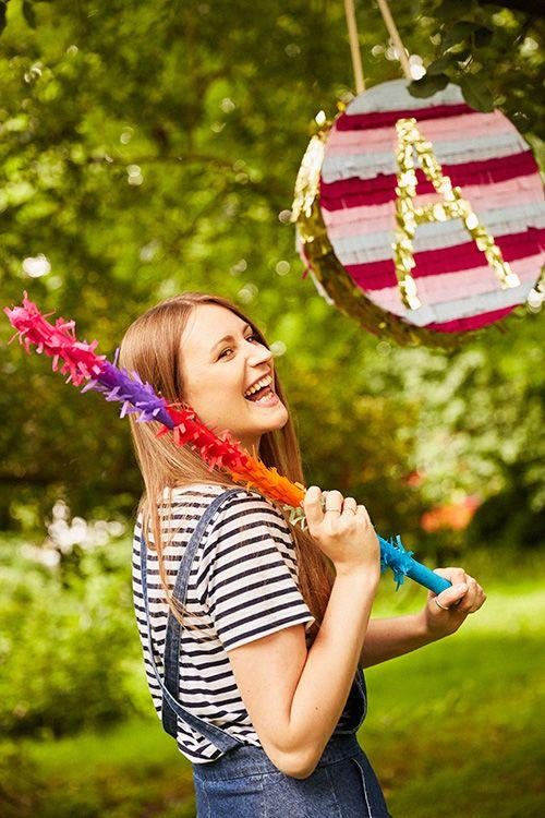 How to make yourself a DIY piñata! Follow our fun tutorial over on the blog.
