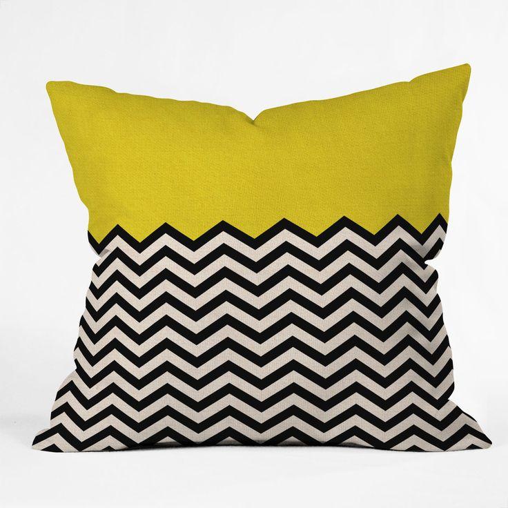 Bianca Green Follow The Sun Throw Pillow | DENY Designs Home Accessories