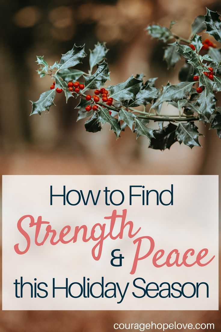 Today I want to share with you 5 powerful prayers to help you connect with the Lord and bring you peace and strength during this holiday season. You can download printable prayer cards to take with you below or in the Free Resource Library.