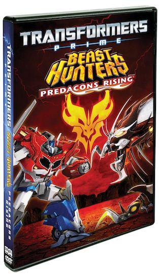 Transfomers Prime: Beast Hunters – Predacons Rising Giveaway!