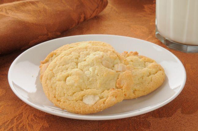 biscotti cioccolato bianco
