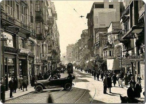 İstanbul'un görmediğiniz tarihi fotoğrafları - Foto 41 - Stargazete Foto Galeri