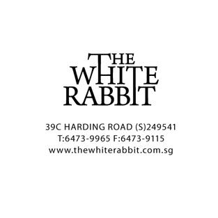 Menu for The White Rabbit, Singapore