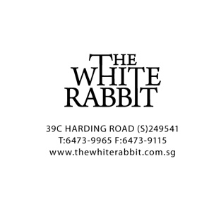 Menu for The White Rabbit, Singapore