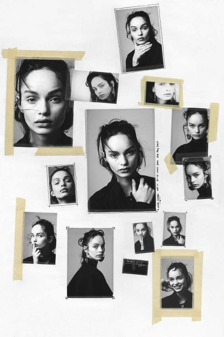 Luma Grothe by Ben Morris for Elle Russia August, 2015. My IG: @thelouisegunn