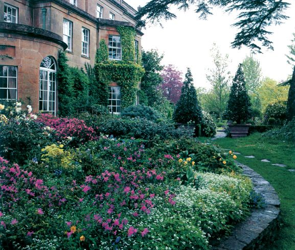 9 Cottage Style Garden Ideas: 1137 Best Manor Houses Images On Pinterest
