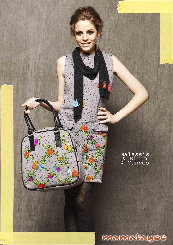 Crafty Chic by Mamatayoe / Set: Saran / Look: Malassis + Biron + Vanves