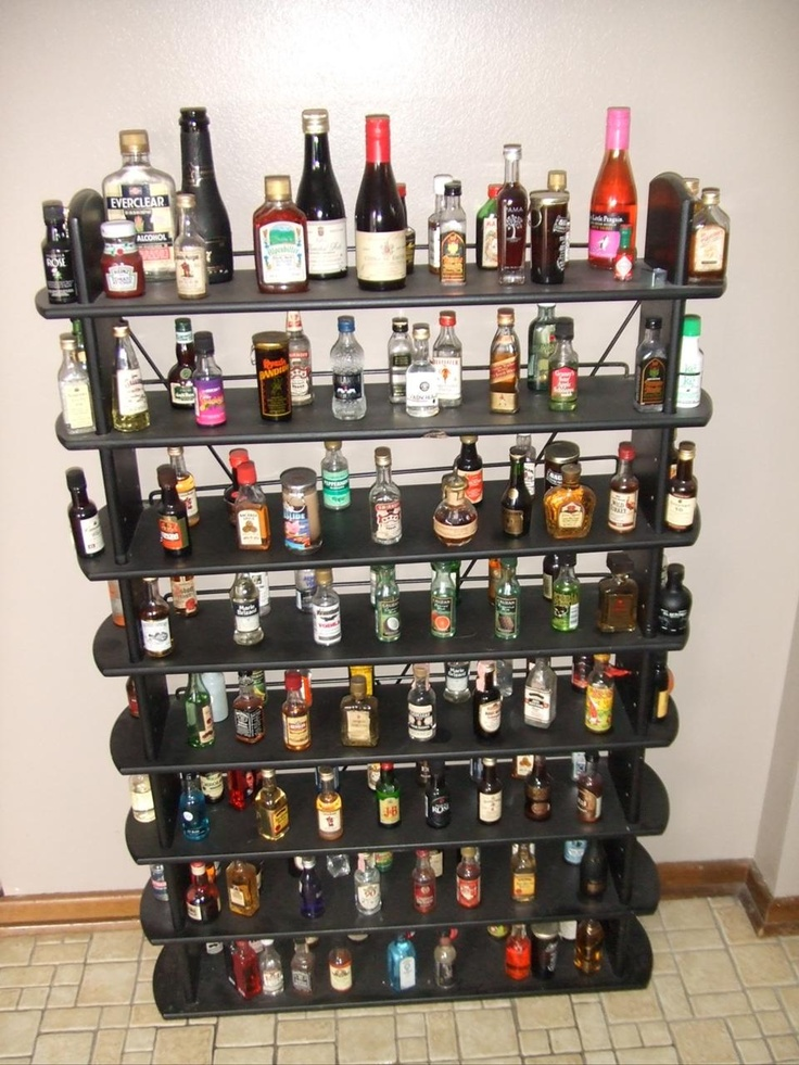 14 best images about down the hatch on pinterest your for Things to make out of liquor bottles