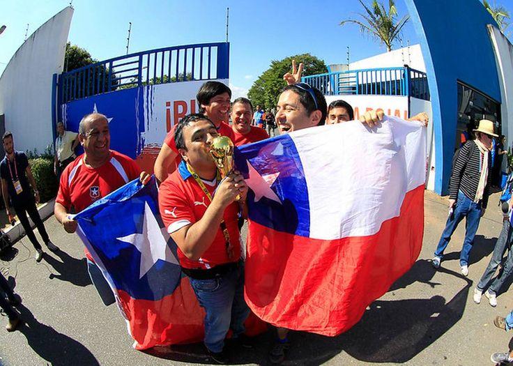 La emotiva carta de un hincha chileno en la antesala al duelo con Brasil
