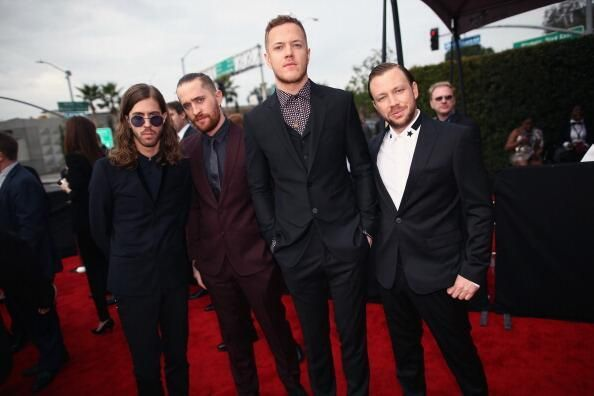 Imagine dragons Grammies 2014