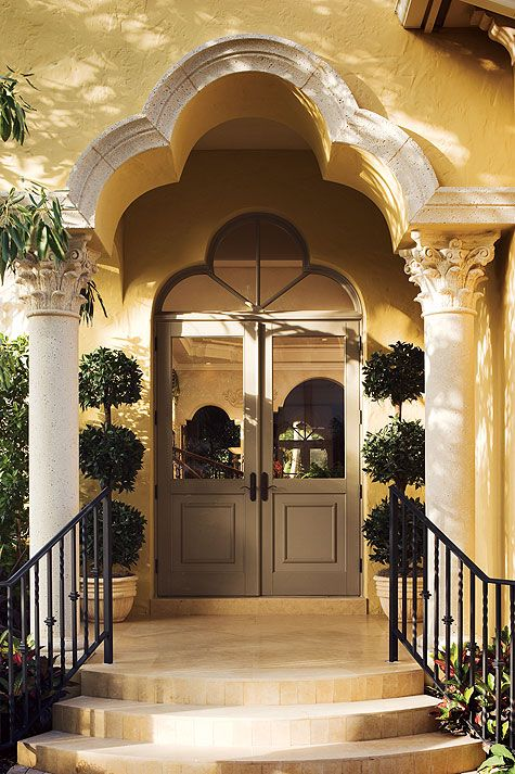 tuscan style | Florida Design Magazine & 236 best Tuscan Villa images on Pinterest | Arquitetura Country ...