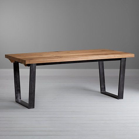 Buy John Lewis Calia Extending Dining Table Online at johnlewis.com 290cm wide max