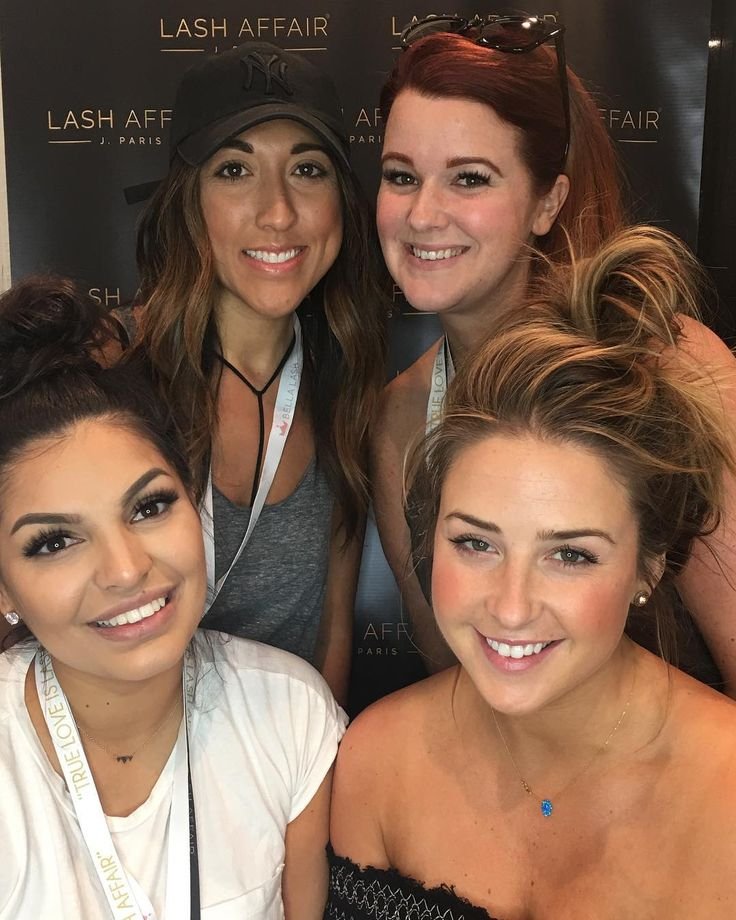 Some of our team at the International Beauty Show in Las Vegas this weekend!