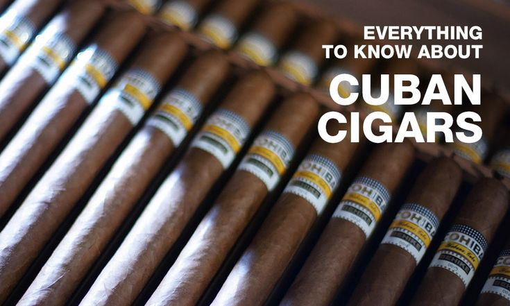 Best Cuban Cigars: Everything to Know Before You Buy Them