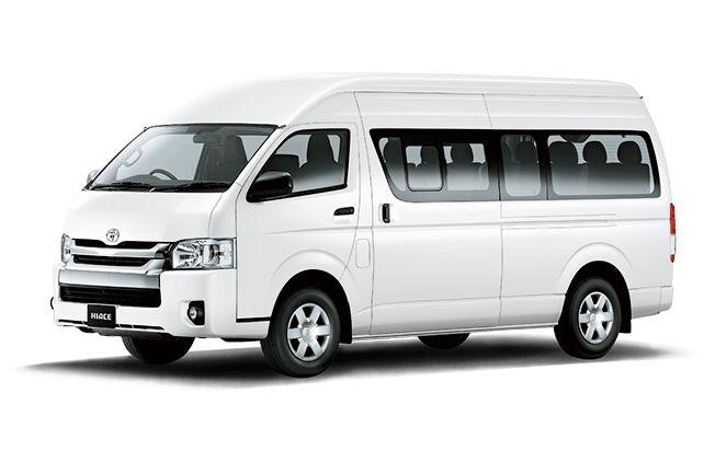 Spesifikasi dan Harga Mobil Toyota Hiace Magelang