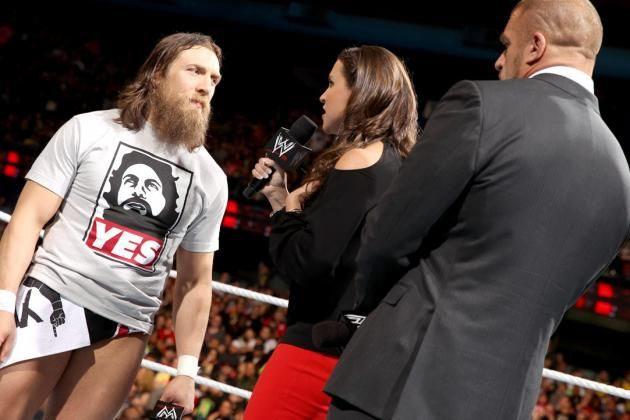 HighLights from Daniel Bryans Recent Interviews. Talks Surgery, Autobiography, Stopping a Robbery and more. @ wwww.wweRumblingRumors.com  #DanielBryan #wwe #wrestling #news #Bellas #Bryan #news #Daniel