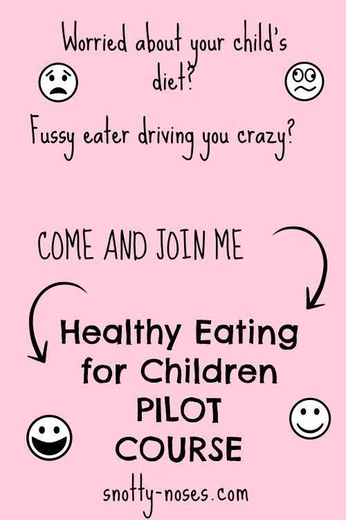 Healthy Eating for Children Pilot Course. Come and join us and help your children develop healthy eating habits for life!
