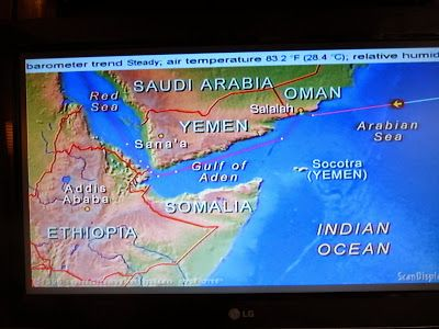 TravelnWrite: Gulf of Aden: Somalia to our Left ~ Yemen to our R...