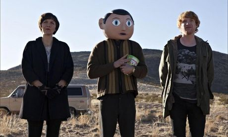 Frank - Frank Sidebottom movie by Lenny Abrahamson