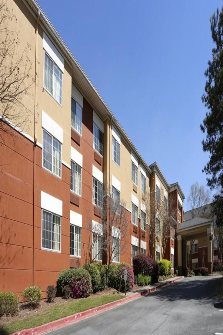 This Extended Stay America Atlanta Marietta Powers Ferry Rd