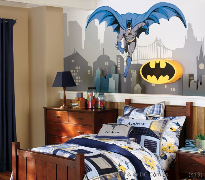 Here Is Modern Super Hero Batman Bedroom Decor Theme Ideas For Kids Photo  Collections. More Picture And Design Super Hero Batman Bedroom Decor For  Your Kied ...