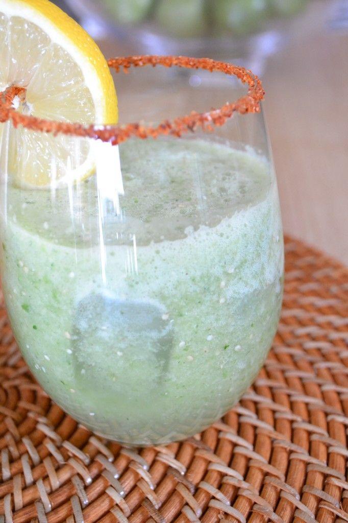 fiesta - verde bloody mary | FOOOOODZ | Pinterest
