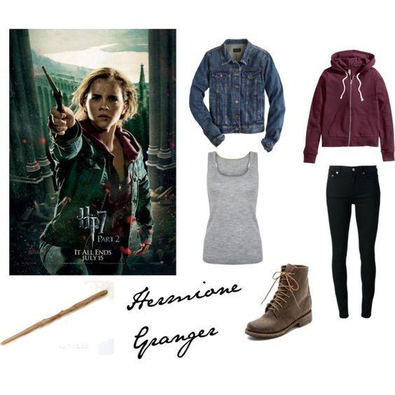 Hermione Grangrer costume