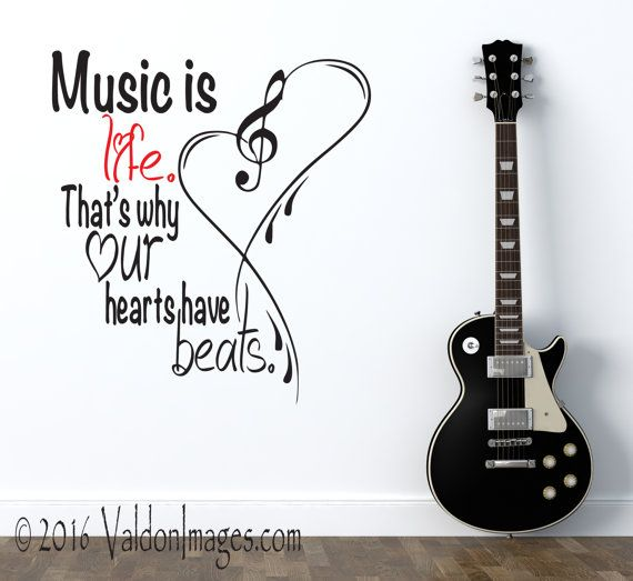 Acoustic Guitar Wallpaper For Facebook Cover With Quotes: 25+ Best Ideas About Music Room Decorations On Pinterest