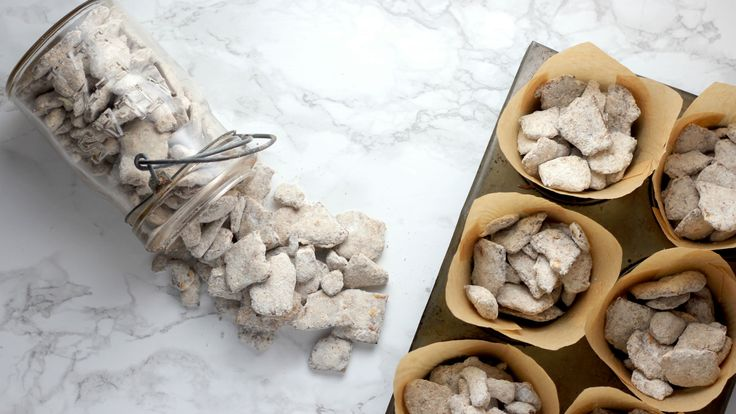 Passover Puppy Chow Recipe