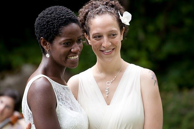 Autostraddle — Gallery: 50 (More) Adorable Lesbian Couples Having Adorable Lesbian Weddings