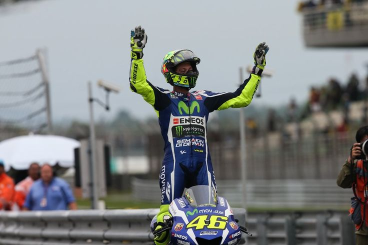 """MotoGP – Valentino Rossi: """"Não mereci ser campeão"""""""