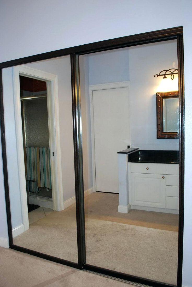Best 25+ Mirrored closet doors ideas on Pinterest | Mirror door ...