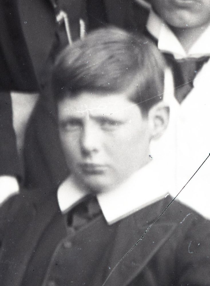 Sir Winston Churchill Photos Unearthed Showing WWII Prime Minister As A Boy At School