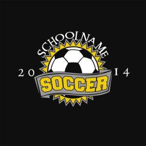 Soccer t shirt design idea past sample artwork for Soccer t shirt design ideas