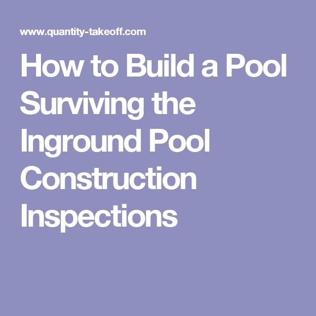 Best 25+ Pool construction ideas on Pinterest Swimming pool - construction timeline