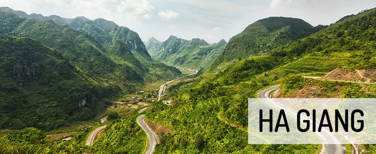 Mountain road in Ha Giang. #hagiang #vietnam #mountain #rural #travel #wander