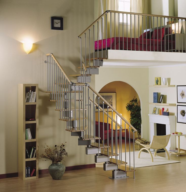 Small Upstairs Loft Decorating Ideas: 67 Best Cabin Stairs Images On Pinterest