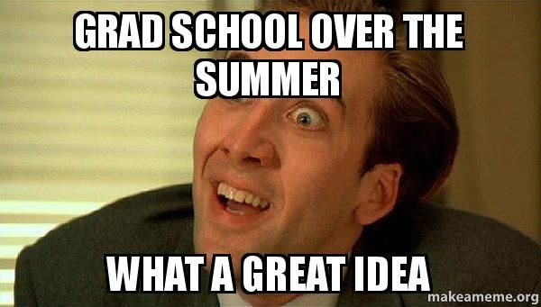 20 Grad School Memes That Are Painfully True With Images