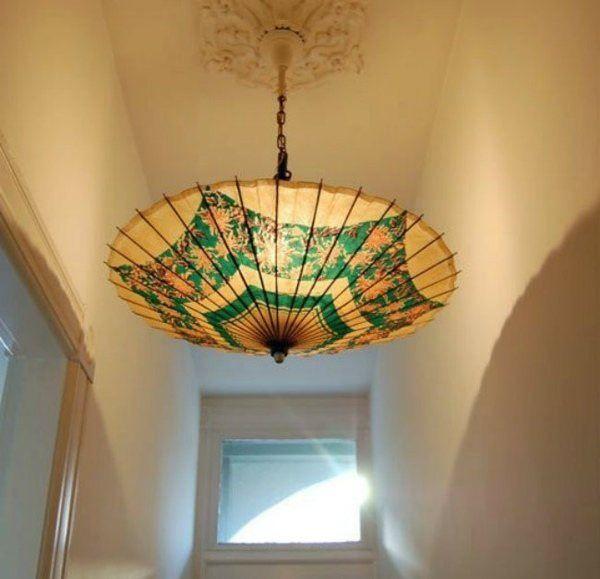 12 Kreative Lampen Zum Selbermachen Selbstgemachte Lampenschirme Kreative Lampen Lampenschirm Selber Machen