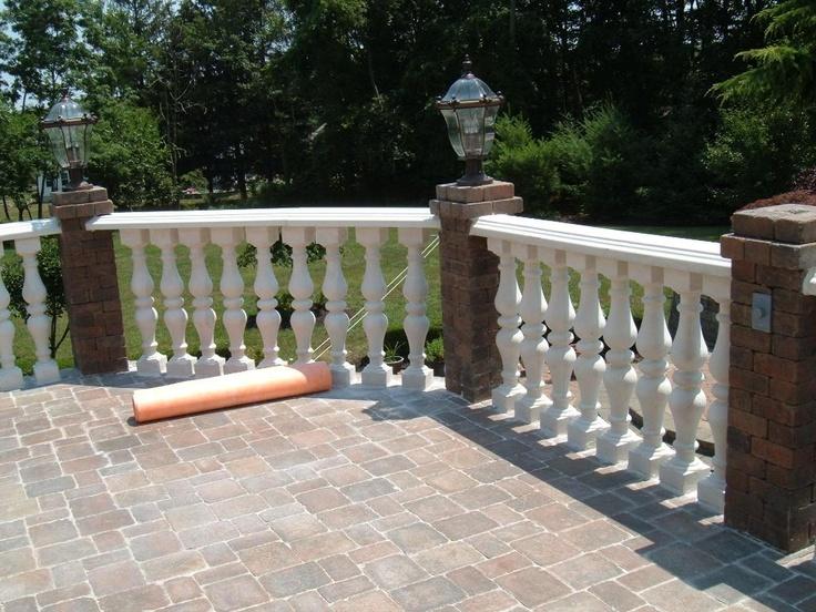 41 Best Concrete Railings Balustrade System Images On