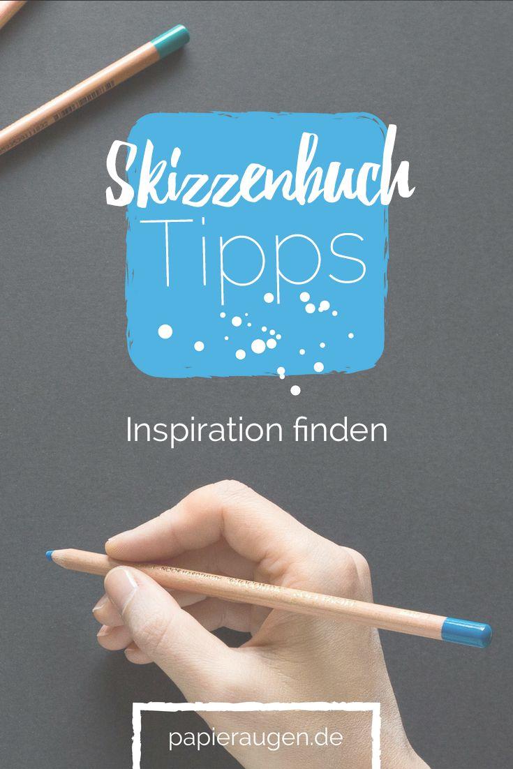 Skizzenbuchtipps {Nr. 2} Wo finde ich Inspiration