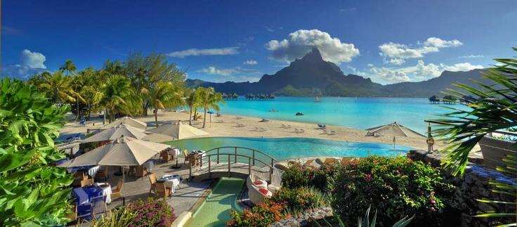 Le Meridien Bora BoraFREE Overwater Bungalow Upgrade