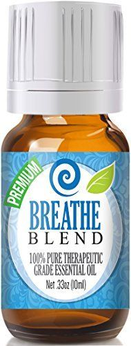 Product review for Breathe Blend 100% Pure, Best Therapeutic Grade Essential Oil - 10ml -  Reviews of Breathe Blend 100% Pure, Best Therapeutic Grade Essential Oil – 10ml. Buy Breathe Blend 100% Pure, Best Therapeutic Grade Essential Oil – 10ml on ✓ FREE SHIPPING on qualified orders. Buy online at BestsellerOutlets Products Reviews website.  -  http://www.bestselleroutlet.net/product-review-for-breathe-blend-100-pure-best-therapeutic-grade-essential-oil-10ml/