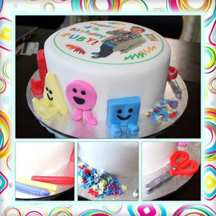 Cake Design Generator : 17 Best images about Mr maker shapes CHARLIE on Pinterest ...