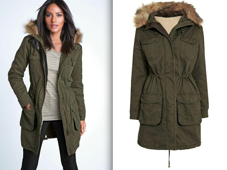 Cute winter jacket | passion. for. fashion. | Pinterest