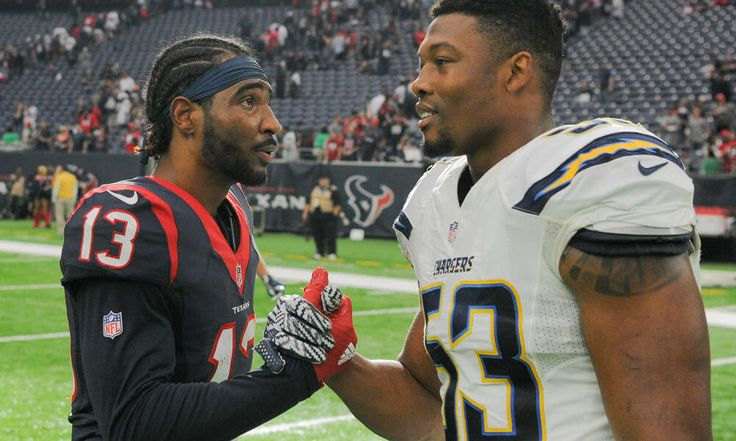 Texans WR Braxton Miller hounding coach Wes Welker for advice = The Houston Texans have undergone quite a few changes during the offseason. The most noteworthy change is at the quarterback spot, but they also added former New England Patriots wide receiver Wes Welker to.....